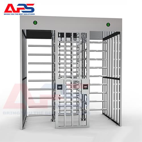 Cổng Xoay Đôi Full Height APS-01BS