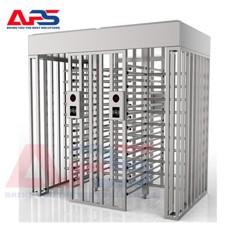 Cổng Xoay Đôi Full Height APS-HT02